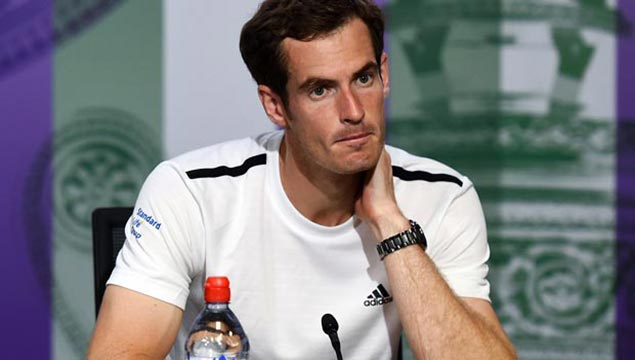 Fitness concerns for Andy Murray in New York