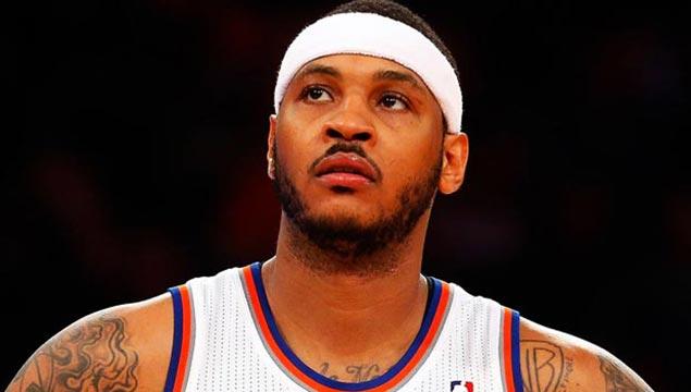 Carmelo Anthony NBA
