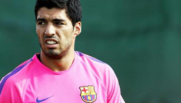 Luis-Suarez Barcelona La Liga