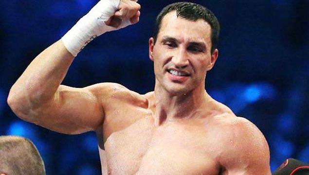 Wladimir Klitschko Boxing