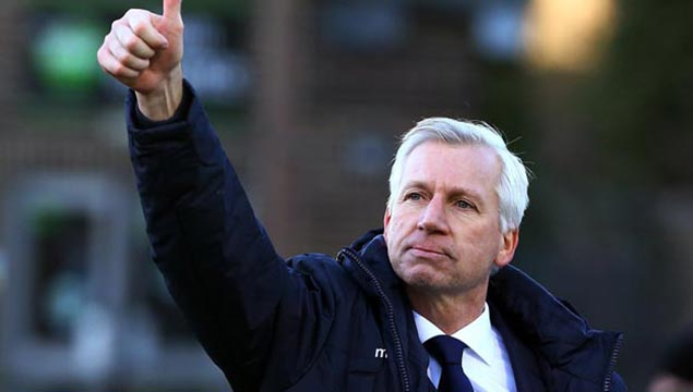 Crystal Palace Alan Pardew