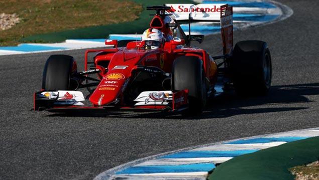 Ferrari-Sebastian-Vettel-Circuito-de-Jerez