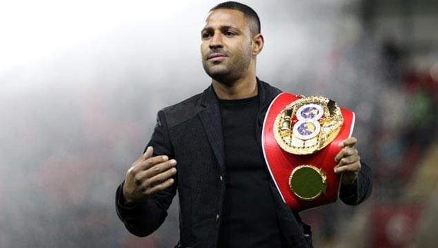 Kell Brook IBF Welterweight Champion Boxing
