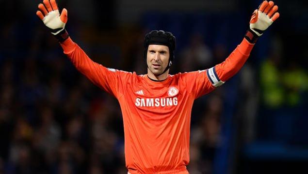 Chelsea-goalkeeper-Petr-Cech