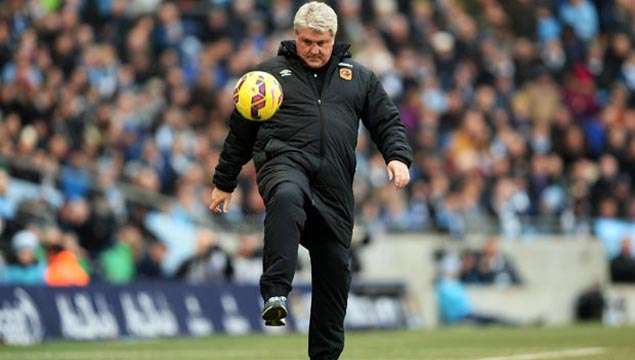 Hull-City-manager-Steve-Bruce