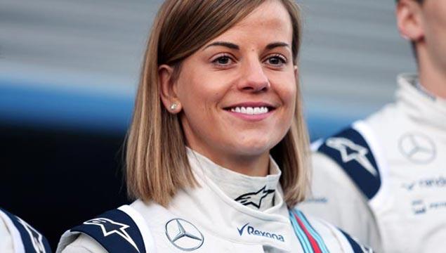 Susie-Wolff-Williams-F1
