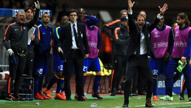 AS-Monaco-v-Juventus-Massimiliano-Allegri-Champions-League