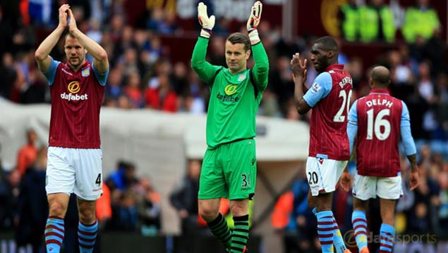 Aston-Villa-goalkeeper-Shay-Given