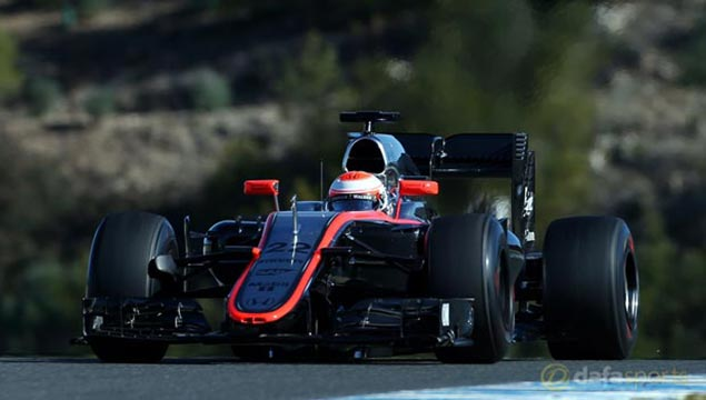 McLaren-Honda-Jenson-Button-ahead-of-Spanish-Grand-Prix