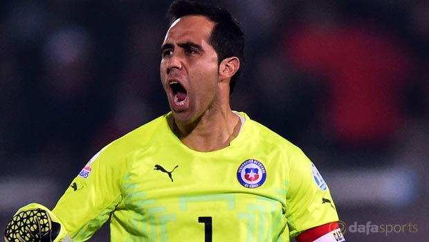 Chile-captain-Claudio-Bravo