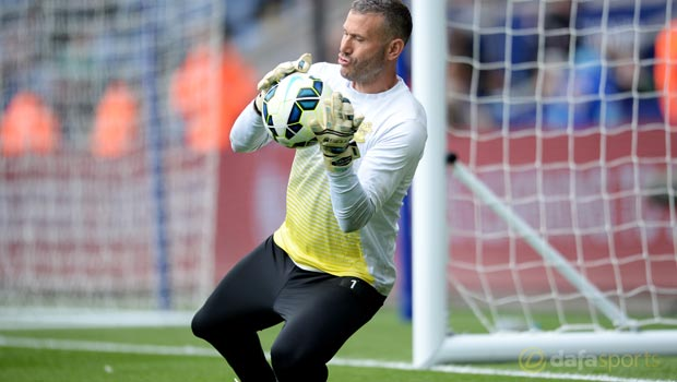 Southampton-goalkeeper-Kelvin-Davis