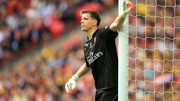 Arsenal-goalkeeper-Wojciech-Szczesny-to-AS-Roma
