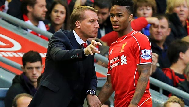 Liverpool-manager-Brendan-Rodgers-with-Raheem-Sterling