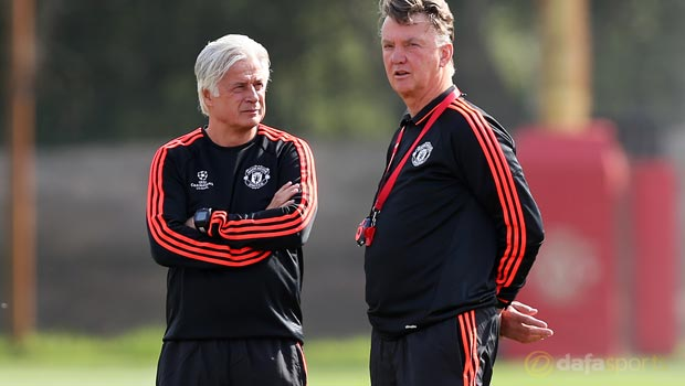 Man-Utd-boss-Louis-Van-Gaal-and-Marcel-Bout