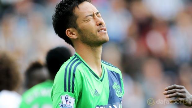 Southampton-centre-back-Maya-Yoshida