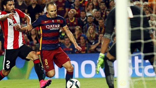 Super-Cup-Athletic-Bilbao-v-Barcelona