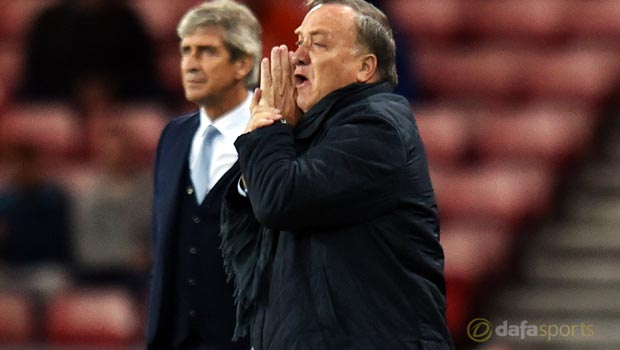 Dick-Advocaat-Sunderland-v-Manchester-City