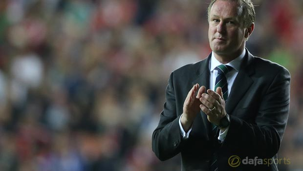 Northern-Ireland-manager-Michael-ONeill-Euro-2016