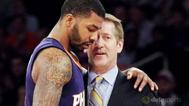 Phoenix-Suns-Head-coach-Jeff-Hornacek-and-Markieff-Morris