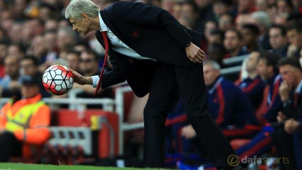 Arsenal-v-Manchester-United-Arsene-Wenger