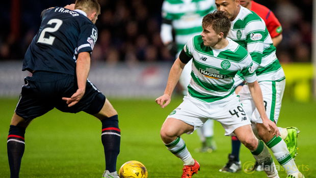 Ross-County-v-Celtic-James-Forrest
