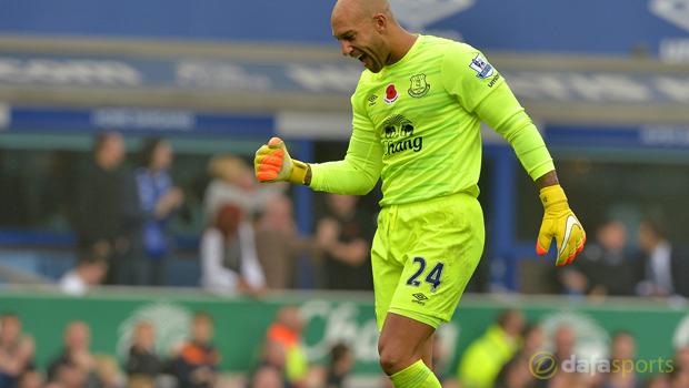 Sunderland-v-Everton-goalkeeper-Tim-Howard