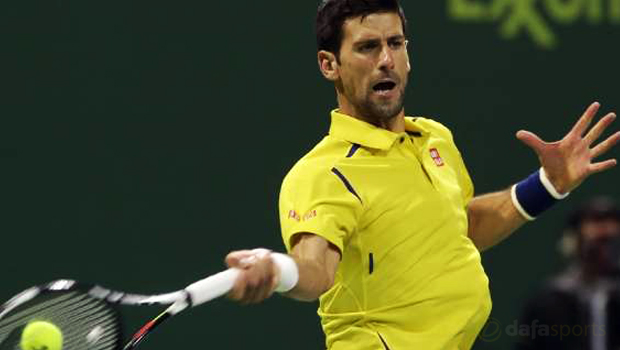 Qatar-Open-final-Novak-Djokovic-Tennis