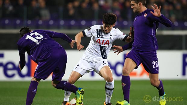 Fiorentina-v-Tottenham-Hotspur